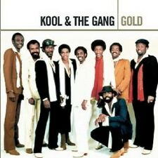 "KOOL AND THE GANG ""GOLD"" 2 CD NEW+"