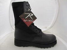 Rothco NERO Speedlace GIUNGLA men's boots UK 6 US 6 EUR 39 ref 1430 *