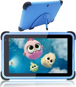 CWOWDEFU C70W Kids Tablet 7 inch IPS HD Display Quad Core Android 10 Learning,