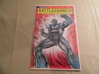Battle Armor #1 (Eternity 1988) Free Domestic Shipping
