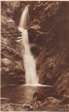 DOL-GOCH FALLS TAL-Y-LLYN LAKE NORTH WALES UK~JUDGES #7694 POSTCARD