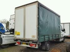 2007 MERCEDES BENZ SPRINTER BODY CHASSIS BREAKING VAN FOR PARTS (CURTAIN SOLD)