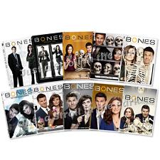 Bones: TV Series Complete Seasons 1 2 3 4 5 6 7 8 9 10 Box / DVD Set(s) NEW!