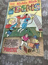 Richie Rich Gems #6 Harvey Comics
