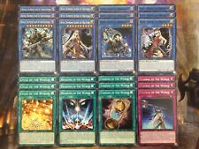Yugioh Ritual 24 Card Deck Core Demise Supreme King of Armageddon Ruin Queen NM