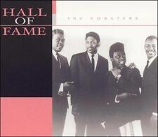 Hall of Fame by The Coasters (CD, Jul-2003, Laserlight) (A7)