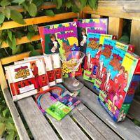 Lot of Austin Powers Memorabilia! VIP Pass, CD's, VHS's, Martini Glass, etc...