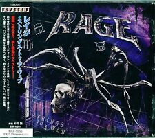 RAGE STRING TO A WEB 2010 JAPAN CD +1 - BRAND NEW FACTORY SEALED GIFT QUALITY!