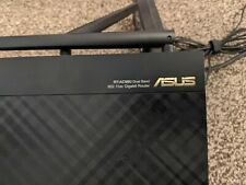 ASUS AC1900 1300 Mbps 4-Port Gigabit Wireless AC Router (RT-AC68U)
