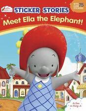 Meet Ella the Elephant! (Sticker Stories)