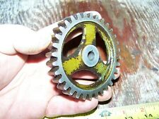 Old 1hp Ihc Mogul Hit Miss Gas Engine Magneto Gear Steam Tractor Ignitor Oiler