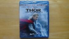 Thor: The Dark World Blu-ray Disc + Blu-Ray 3D + Digital HD NEW Sealed Marvel