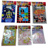 10 x STYLISH PARTY LOOT BAGS HAPPY BIRTHDAY DECORATIONS OCCASIONAL BOYS GIRLS