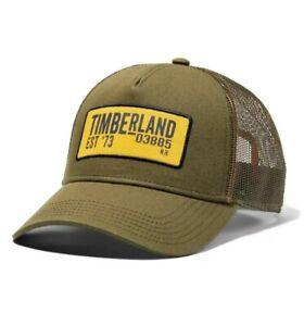 TIMBERLAND TRUCKER HAT CAP OFFICIAL NEW UNISEX MENS LADIES SUMMER GOLFING