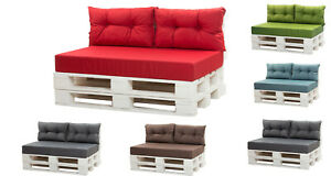 Luxury  Pallet cushions, bench, sofa cushions in/outdoor, garden seat cushions,