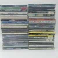 41 CDs Lot Batch Resellers Collectors - Indy Artists & Misc Lesser Known Artists