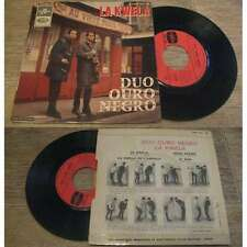 DUO OURO NEGRO - La Kwela Rare French EP Latin Jazz Pop 1965