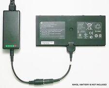 External Laptop Battery Charger for HP ProBook 5310m 5320m, 594796-x 594637 FL06