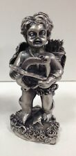 WHOLESALE...Pewter Angel Figurine / Cupid (Lot of 10)