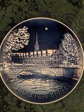 """Bing Grondahl """"The Copenhagen Stock Exchange"""" Denmark Royal Copenhagen Porcelain"""