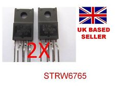STRW6765 STR w6765 IC Toshiba 42wlt58 Stuck In - Pack de dos