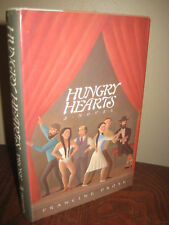 1st Edition HUNGRY HEARTS Francine Prose FIRST PRINTING Novel FICTION Classic