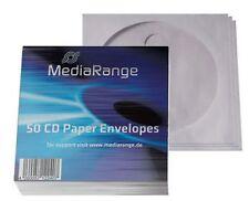 CD/DVD-Hüllen 50er Pack