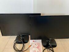 2 x Stück PC-Monitor von LG: 24MP57VQ-P 60,45 cm (23,8 Zoll)