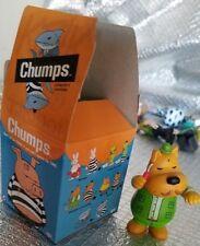 CLAUDE LEFONTAINE CHUMPS COLLECTOR'S CRIMINAL'S. KID ROBOT, KOZIK VINYL FIGURE