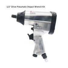 """1/2""""Drive Pneumatic Air Impact Wrench Tools Single Hammer 313N.m Socket Spanner"""