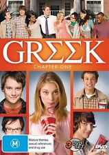 Greek : Chapter/ Series/ Season One 1  (DVD, R4, 3-Disc Set, Free Postage)
