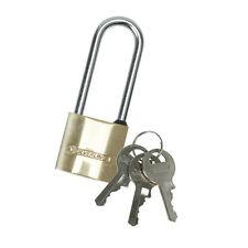 Diamante Vorhängeschloss Schloss mit Schlüssel Portable Travel Lock Set Gold