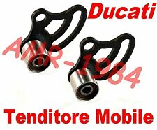 PAIR TENSIONERS FURNITURE DISTRIBUTION DUCATI Monster 620 IE 45120201A