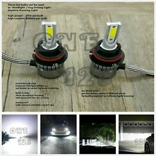 NEW 9007 HB5 6000K White 55W CREE LED Headlight Super Bright High/Low Beam Bulbs