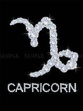 DIAMOND ZODIAC CAPRICORN BLING VAJAZZLE HOROSCOPE PRINT POSTER PICTURE BMP341A