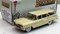 Brooklin BRK 145a 1959 Chevrolet Brookwood 4-Door Station Wagon -Made in England