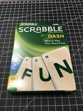 Scrabble Dash Card Game