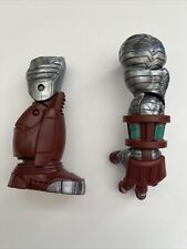 Marvel Legends Crimson Dynamo BAF series parts lot ( Left Arm & Left Leg )