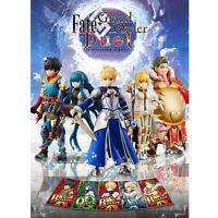 3rd ver Fate Grand Order Duel Collection Figure Saber Jill de Re From Japan