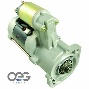 New Starter For Dodge RAM 50 Mitsubishi Mighty MAX Diesel 2.3L 1983-10 M2T60171