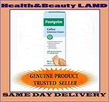 LAVENA FOOTPRIM CALLUS Intensive Cream Hard Rough Skin Corns Salicylic Acid 50ml