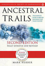 Ancestral Trails: The Complete Guide to British Genealogy and Family-ExLibrary
