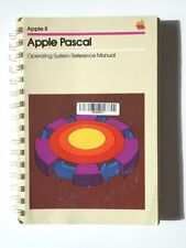Apple II Apple Pascal Operating System Reference Manual (Vintage Computing)