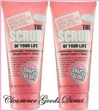 Soap & And Glory The Scrub Of Your Life Body Scrub 200ml x 2 PACK