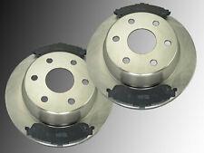Brake Discs Ceramic Brake Pads Rear Chevrolet Tahoe 2000-2001 4WD 12 13/16in