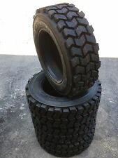 4 HD 10-16.5 Camso/Solideal SKZ Lifemaster Skid Steer Tires -L4 - 10X16.5