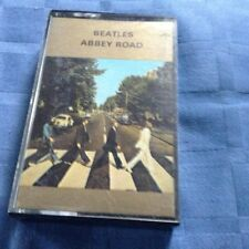 THE BEATLES- ABBEY ROAD CASSETTE TAPE 1969( EMI TC-PCS 7088)