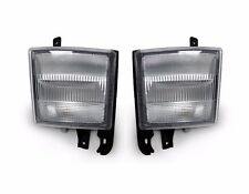 1996-2003 MITSUBISHI FUSO FK FM Front Corner Lamps Lights PAIR - SET