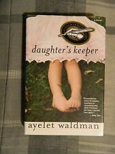 Daughter's Keeper by Ayelet Waldman (2003, Hardcover, Signed, Sourcebooks)