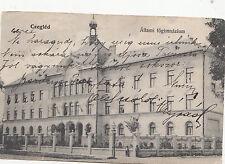 B78884 cegled czegled hungary allami fogymnazium 1910 front/back image